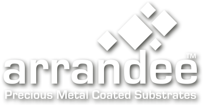 Precious Metal Coated Substrates