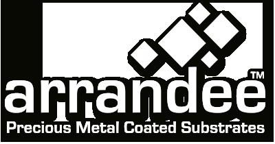 Precious Metal Coated Substrates